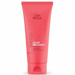 Wella Invigo Color Brilliance dažytų plaukų kondicionierius 200 ml