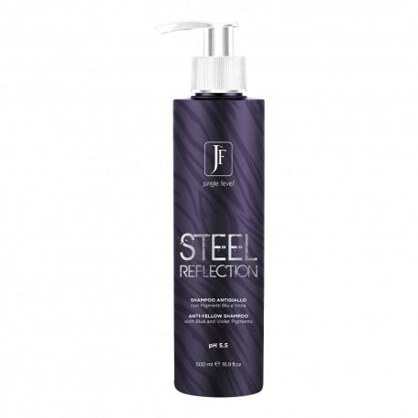 STEEL REFLECTION pilkinantis šampūnas