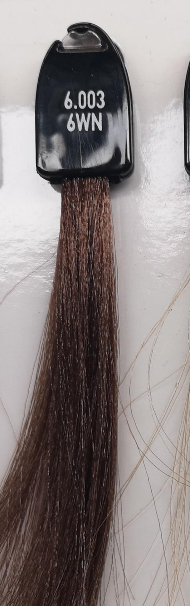 6.003 tamsi šilta natūrali blondinė