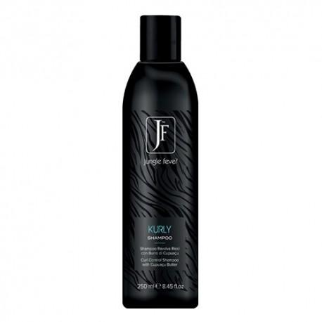 Jungle Fever Kurly šampūnas garbanotiems plaukams