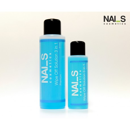 Nais wipe solution 3in1