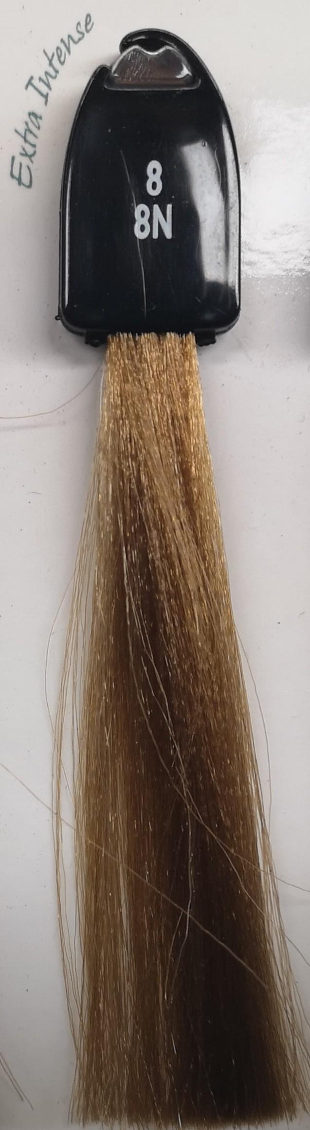 8 šviesi blondinė