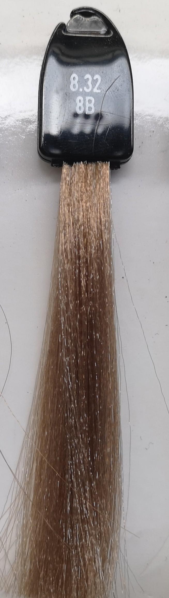 8.32 šviesi smėlinė blondinė